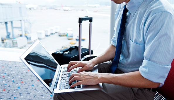Virtual Travel Room Services for Corporate Travel
